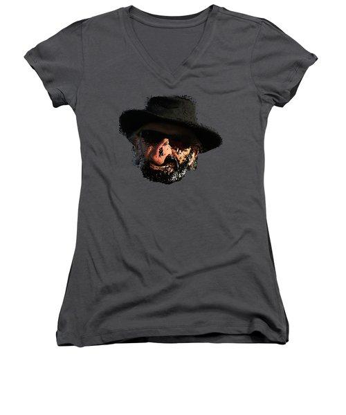 Aargh Women's V-Neck T-Shirt