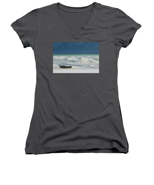 Abandoned Women's V-Neck