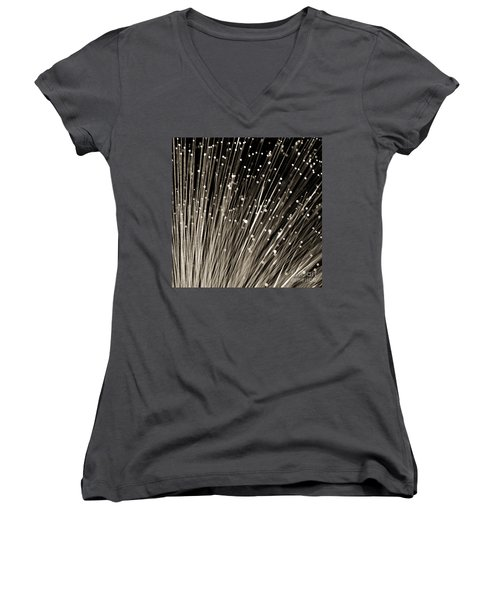 Abstractions 001 Women's V-Neck