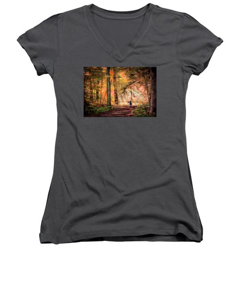 Adventure Women's V-Neck