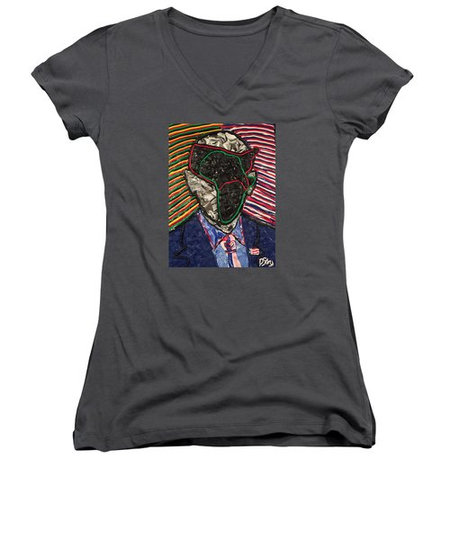 African American History Women's V-Neck