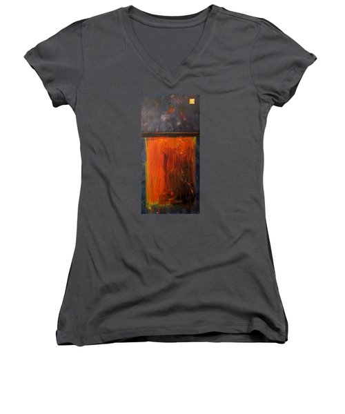 African Dance Women's V-Neck T-Shirt
