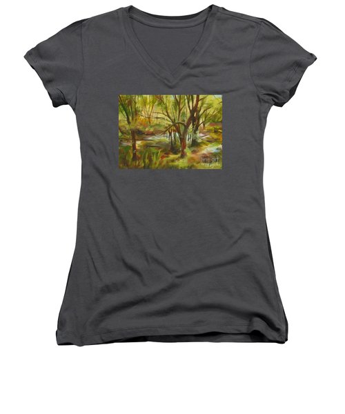 After The Flood Women's V-Neck