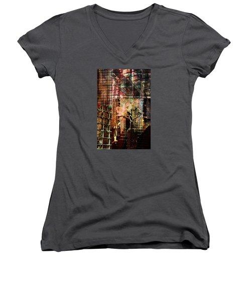 Afternoon Tea Women's V-Neck T-Shirt