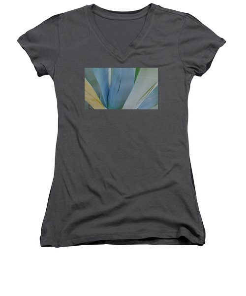 Agave Colors Women's V-Neck (Athletic Fit)