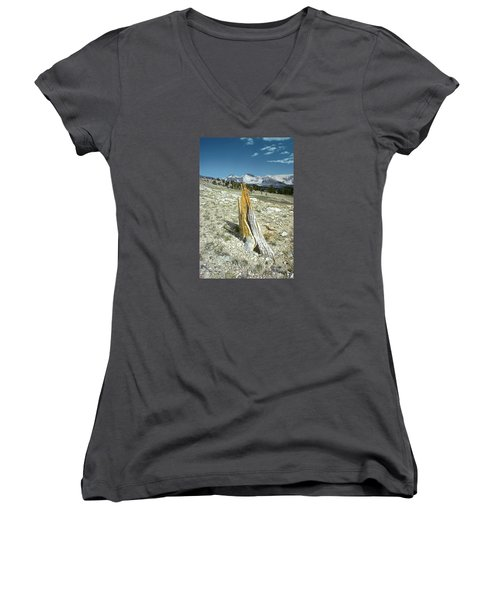 Aged To Perfection Women's V-Neck