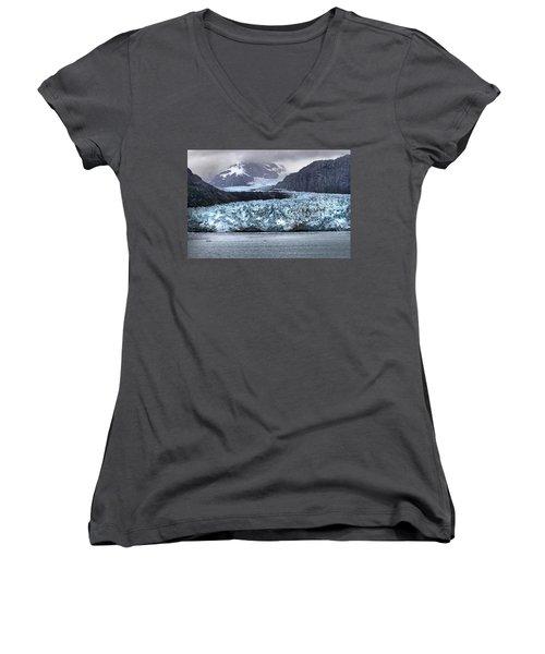 Glacier Bay National Park Women's V-Neck