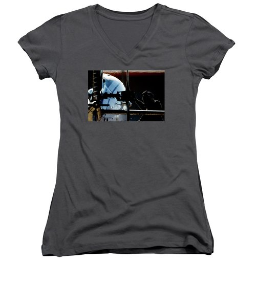 All Ready Women's V-Neck (Athletic Fit)