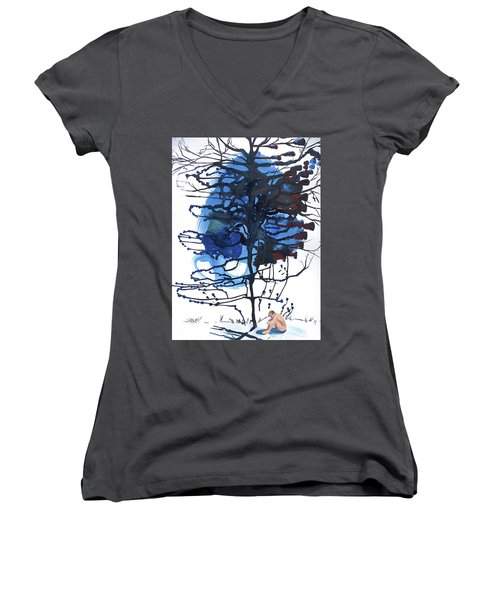 All That I Really Know Women's V-Neck T-Shirt