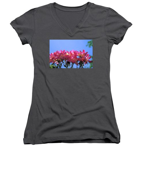 All Together Now Women's V-Neck (Athletic Fit)