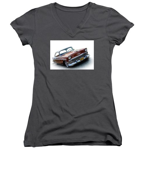 Alway Chevy Women's V-Neck T-Shirt