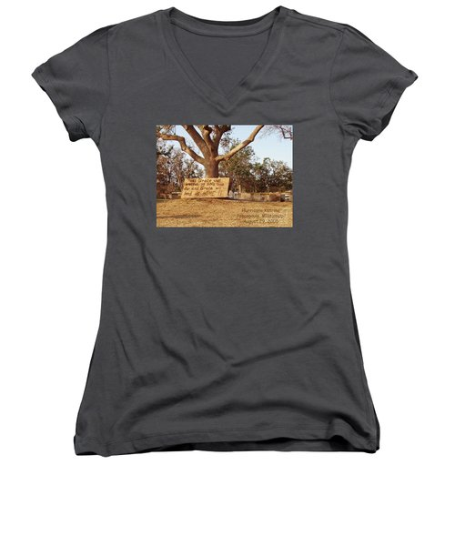 Amazing Grace Women's V-Neck T-Shirt