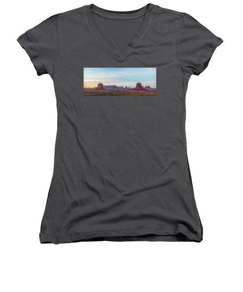 Ancient Voices Women's V-Neck T-Shirt