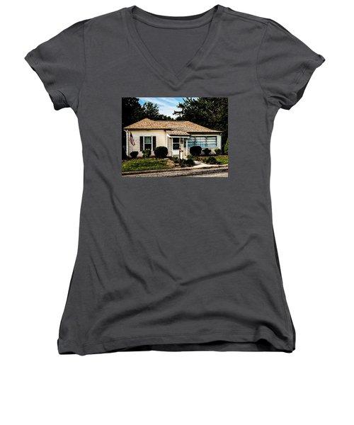 Andy's House Women's V-Neck