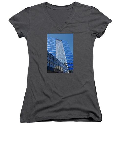 Angles Women's V-Neck T-Shirt
