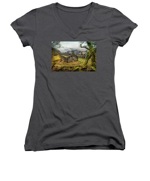 Anglesey Barracks Women's V-Neck T-Shirt