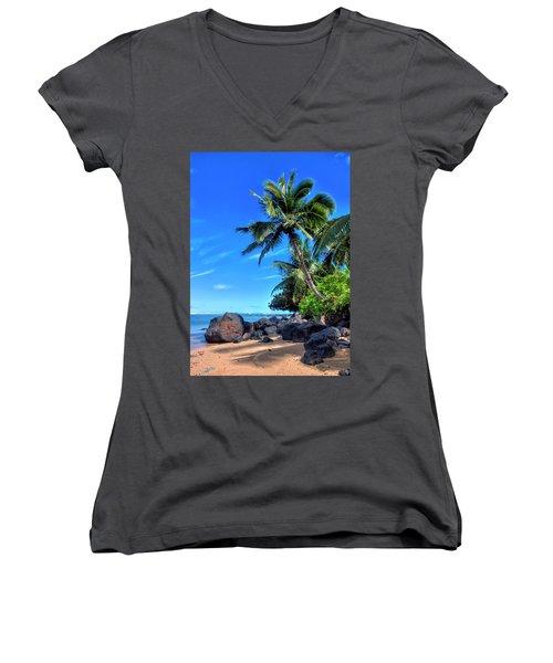 Anini Beach Women's V-Neck