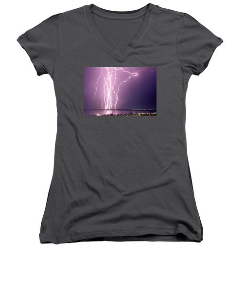 Anomaly Women's V-Neck (Athletic Fit)