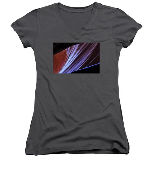 Antelope Canyon I Women's V-Neck