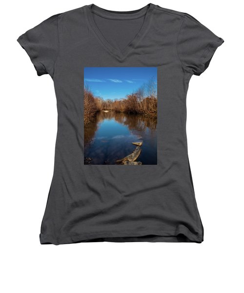 Ararat River Women's V-Neck