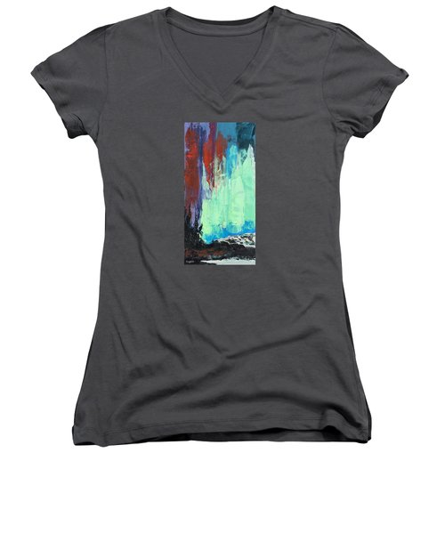 Arise Women's V-Neck (Athletic Fit)