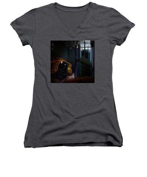 Armando Women's V-Neck T-Shirt