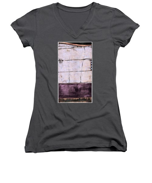 Art Print Abstract 100 Women's V-Neck
