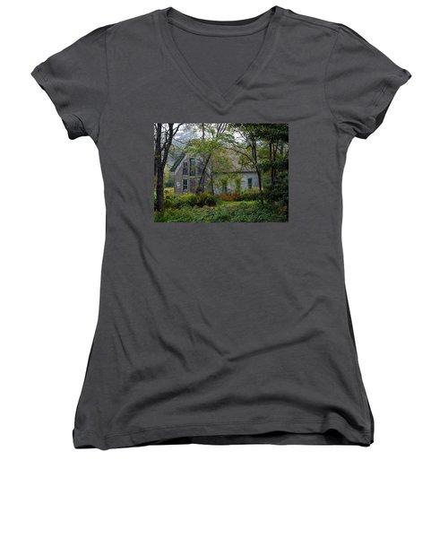 Artist Hideout Women's V-Neck T-Shirt