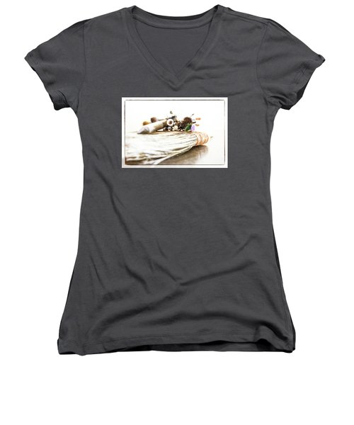 Artist's Tools Women's V-Neck (Athletic Fit)