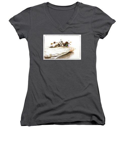 Artist's Tools Women's V-Neck T-Shirt