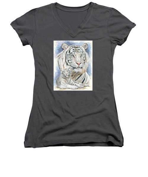 Dignity Women's V-Neck T-Shirt