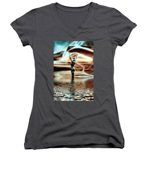 Ascension Women's V-Neck