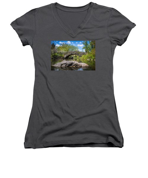 Aspired Women's V-Neck T-Shirt