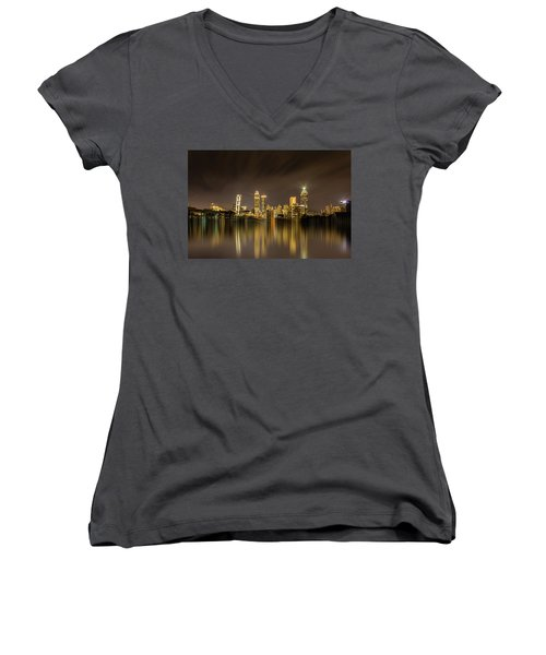 Atlanta Reflection Women's V-Neck