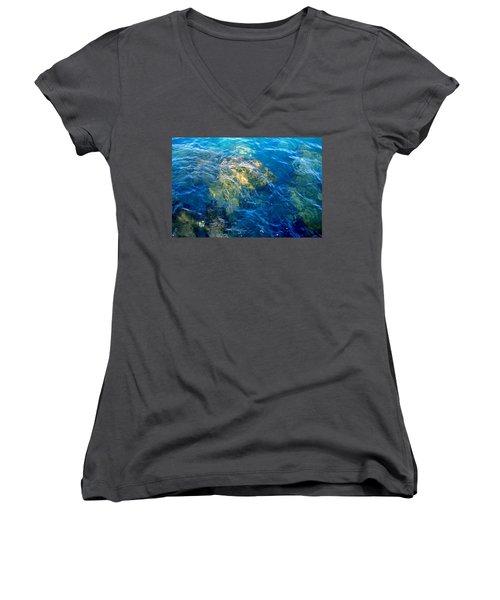 Atlantis Women's V-Neck T-Shirt