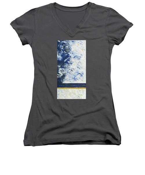 Atmospheric Conditions, Panel 1 Of 3 Women's V-Neck