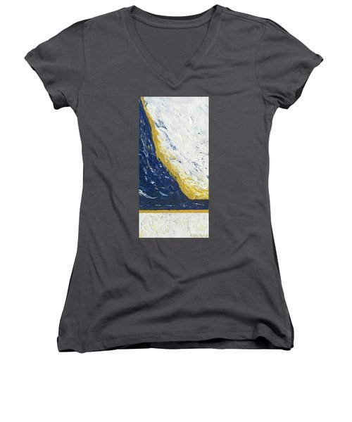Atmospheric Conditions, Panel 3 Of 3 Women's V-Neck