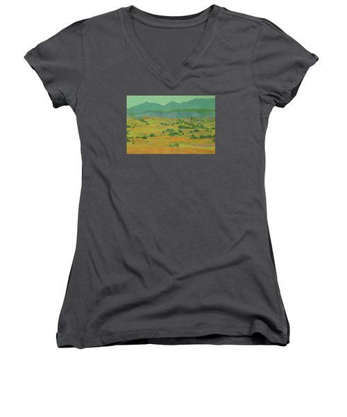 Badlands Grandeur Women's V-Neck