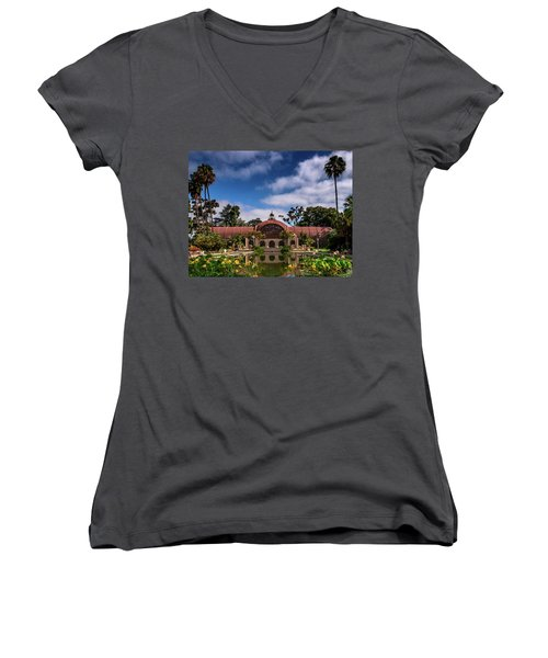 Balboa Park Women's V-Neck (Athletic Fit)