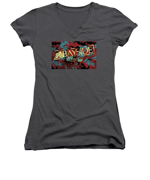 Bayside Women's V-Neck