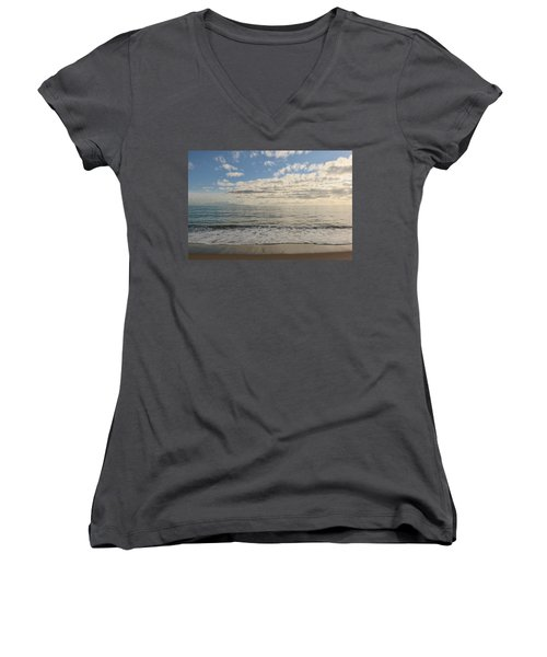 Beach Day - 2 Women's V-Neck