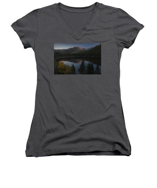 Bear Lake Women's V-Neck