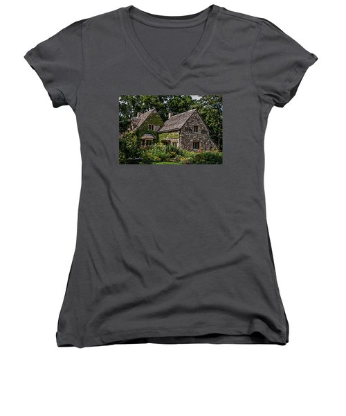 Beautiful Home Women's V-Neck (Athletic Fit)
