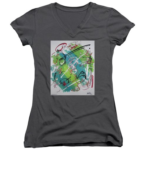 Beautiful Noise Women's V-Neck