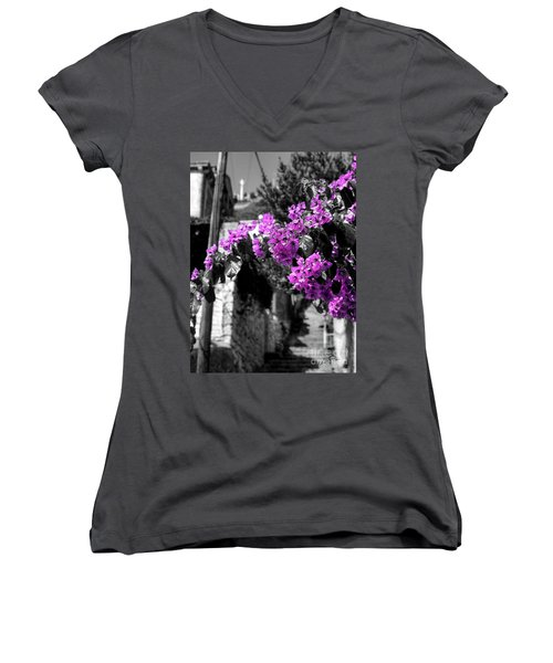 Beauty On The Up Women's V-Neck