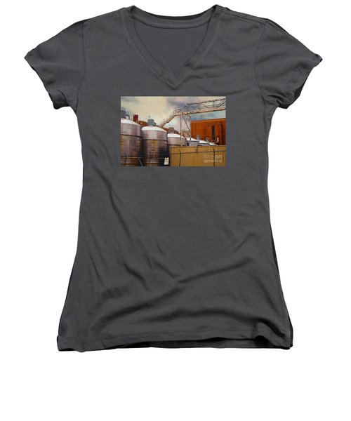 Beer Women's V-Neck T-Shirt