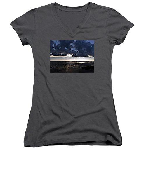 Before The Storm 1 Women's V-Neck T-Shirt