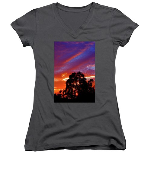 Being There Women's V-Neck