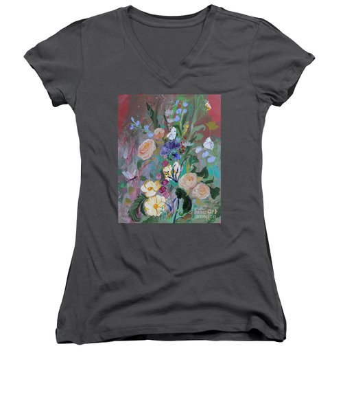 Betrothed Women's V-Neck T-Shirt