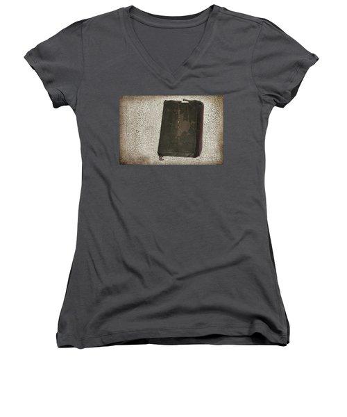 Bible Women's V-Neck T-Shirt